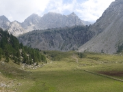 Start of descent from Colle de Gardetta