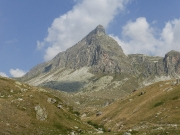 On the way to Colle di Bellino