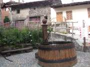 Water fountain in Castello