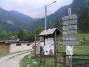 Signposts in Laux