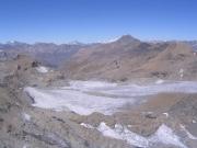 Glacier behind Rocciamelone