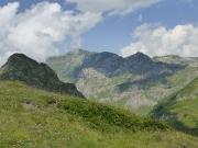 View from Colle della Perla