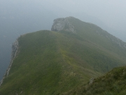 Ridge after Passo di Ciotto Mieu