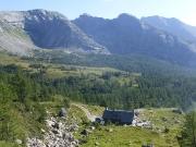 Day 49: Rifugio Alpe di Laghetto to Rifugio Gattascosa